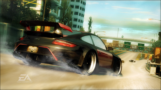 Videogioco Need For Speed Undercover PlayStation3 4