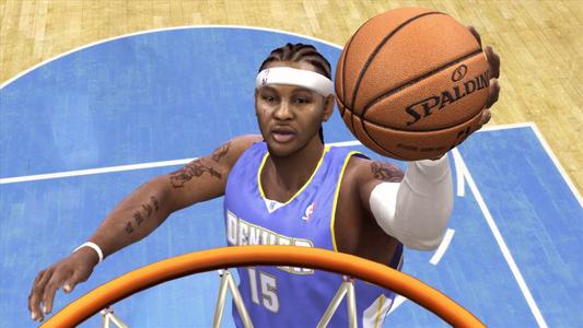 Videogioco NBA Live 08 Xbox 360 8