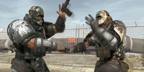 Videogioco Army of Two Platinum PlayStation3 5