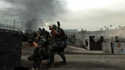 Videogioco Army of Two Platinum PlayStation3 9