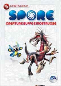 Videogioco Spore Creature Buffe e Mostruose Parts Pack Personal Computer 0