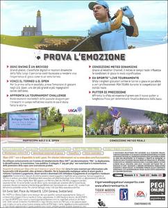 Videogioco Tiger Woods PGA Tour 10 Xbox 360 10