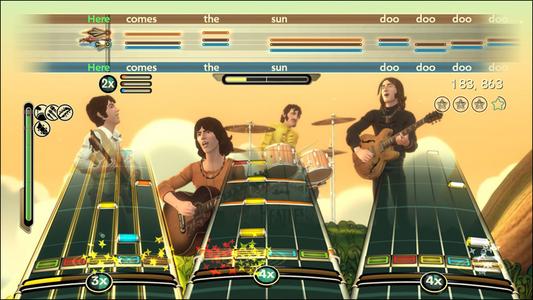Videogioco The Beatles: Rock Band PlayStation3 2