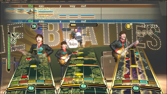 The Beatles: Rock Band - 4