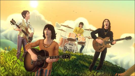 Videogioco The Beatles: Rock Band PlayStation3 7