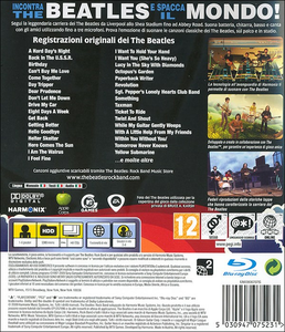 Videogioco The Beatles: Rock Band PlayStation3 8