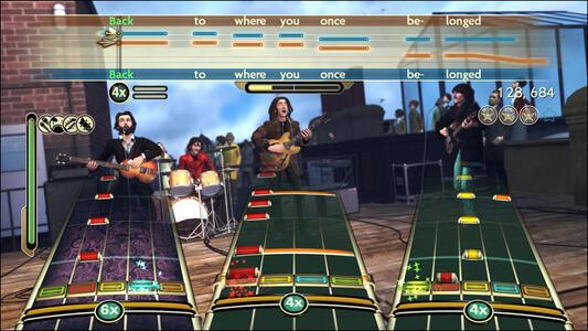 The Beatles Rockband - X360 - 3