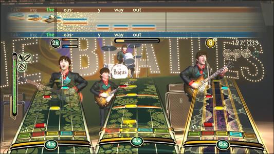 The Beatles Rockband - X360 - 5
