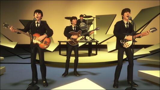 The Beatles Rockband - X360 - 6