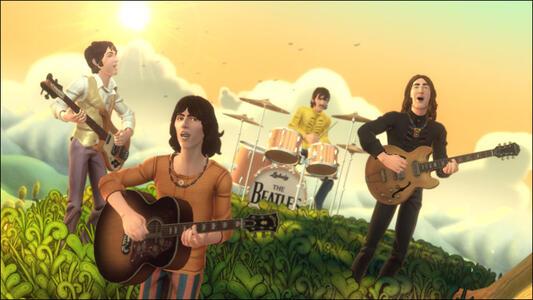 The Beatles Rockband - X360 - 9