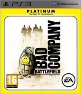 Battlefield. Bad Company Platinum