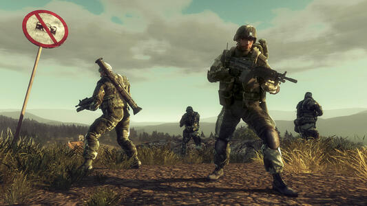 Battlefield. Bad Company Platinum - 6
