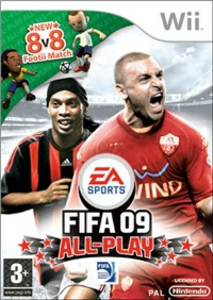 Videogioco FIFA 09 Nintendo WII