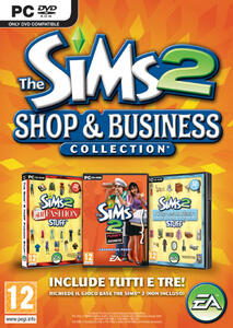 The Sims 2 Shop & Business Collection - 2