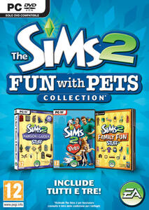 The Sims 2 Fun with Petz Collection