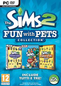 Videogioco Sims 2 Fun with Petz Collection Personal Computer 0