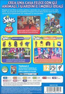 Videogioco Sims 2 Fun with Petz Collection Personal Computer 1