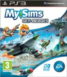 Videogioco MySims SkyHeroes PlayStation3 0