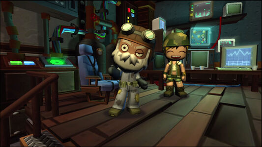 Videogioco MySims SkyHeroes PlayStation3 1
