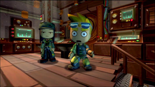 Videogioco MySims SkyHeroes PlayStation3 2