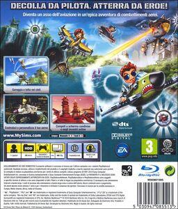 Videogioco MySims SkyHeroes PlayStation3 3