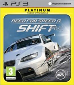 Need for Speed: SHIFT Platinum