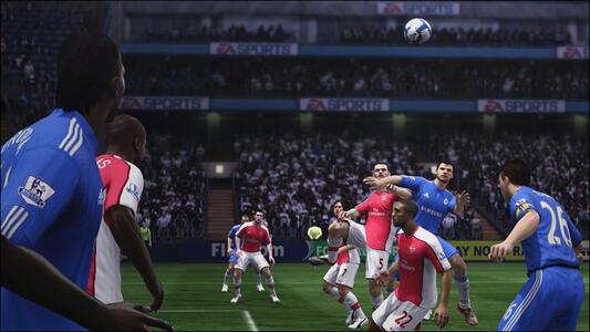 Fifa 11 - 7
