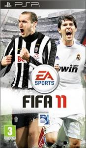 Videogioco FIFA 11 Platinum Sony PSP 0