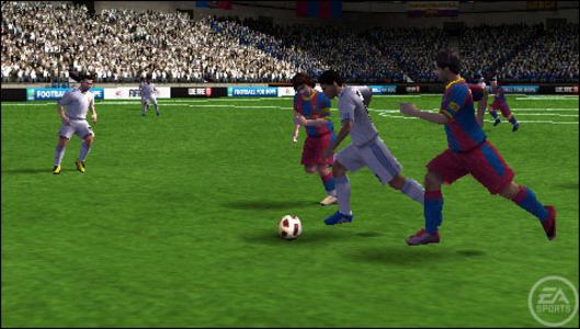 Videogioco FIFA 11 Platinum Sony PSP 3