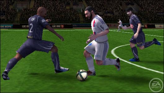 Videogioco FIFA 11 Platinum Sony PSP 4