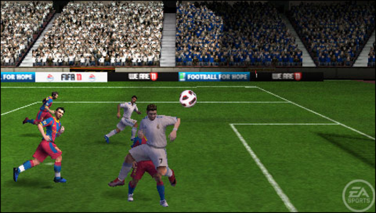 Videogioco FIFA 11 Platinum Sony PSP 6