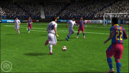 Videogioco FIFA 11 Platinum Sony PSP 7