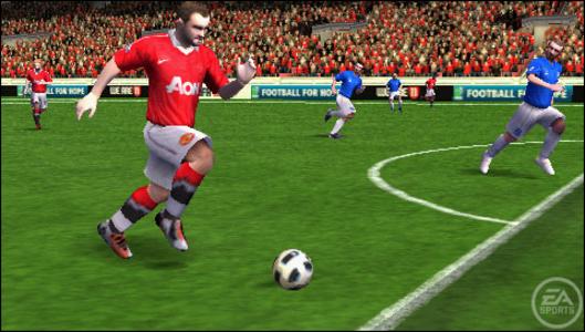 Videogioco FIFA 11 Platinum Sony PSP 8