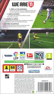 Videogioco FIFA 11 Platinum Sony PSP 10