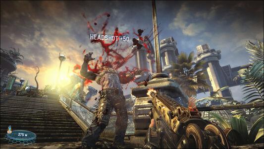 Videogioco Bulletstorm Xbox 360 1