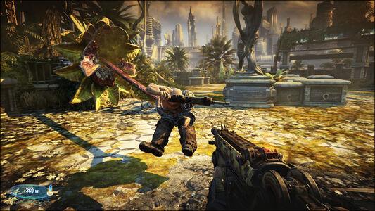 Videogioco Bulletstorm Xbox 360 4