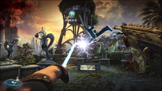 Videogioco Bulletstorm Xbox 360 5