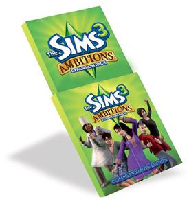 Videogioco Sims 3 Ambitions Anniversary Edition Personal Computer 0