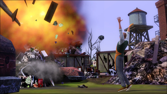 Videogioco Sims 3 Ambitions Anniversary Edition Personal Computer 5