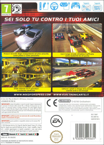 Videogioco Need for Speed Hot Pursuit Nintendo WII 1