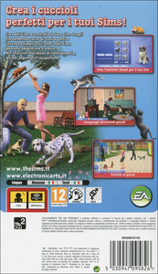 Videogioco Essentials The Sims 2 Pets Sony PSP 5