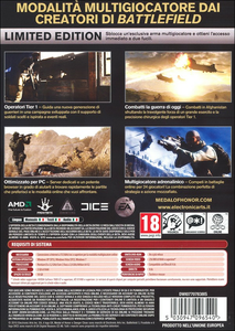 Videogioco Medal of Honor Limited Edition Personal Computer 4