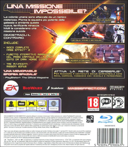 Videogioco Mass Effect 2 PlayStation3 10