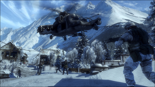 Videogioco Battlefield: Bad Company 2 Platinum PlayStation3 2
