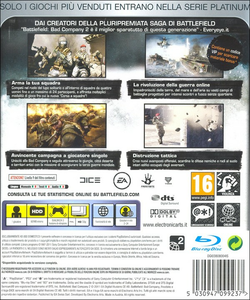 Videogioco Battlefield: Bad Company 2 Platinum PlayStation3 4