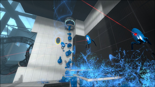 Videogioco Portal 2 Xbox 360 2