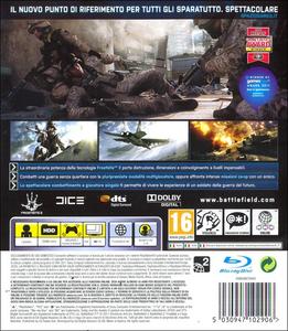 Videogioco Essentials Battlefield 3 PlayStation3 10