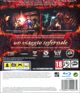Videogioco Shadows of the Damned PlayStation3 10