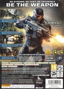 Videogioco Crysis 2 Classics Xbox 360 1