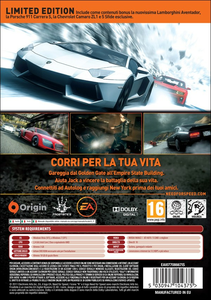 Videogioco Need for Speed: The Run Limited Edition Personal Computer 8